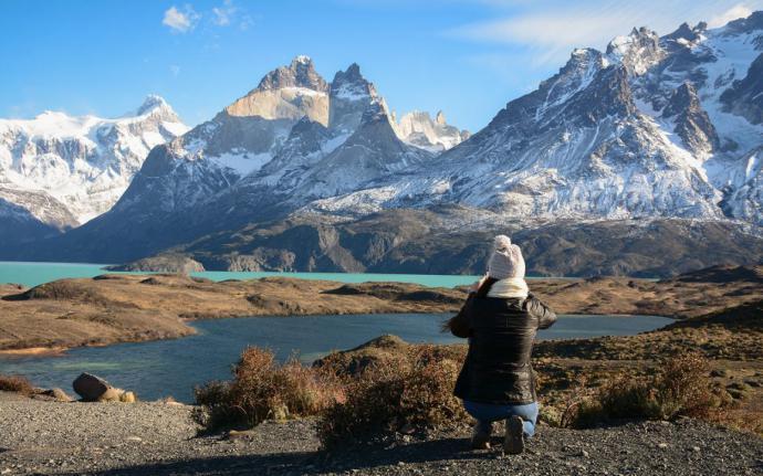 """Torres del Paine busca convertirse en el primer destino """"Covid Free"""" de Chile"""