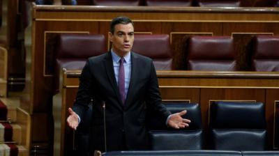 Sánchez logra la cuarta prórroga del estado de alarma con menos apoyos y la petición unánime de que el Gobierno dialogue más