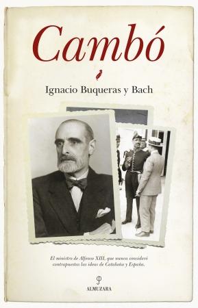 CAMBÓ, el nuevo libro de de Ignacio Buqueras y Bach