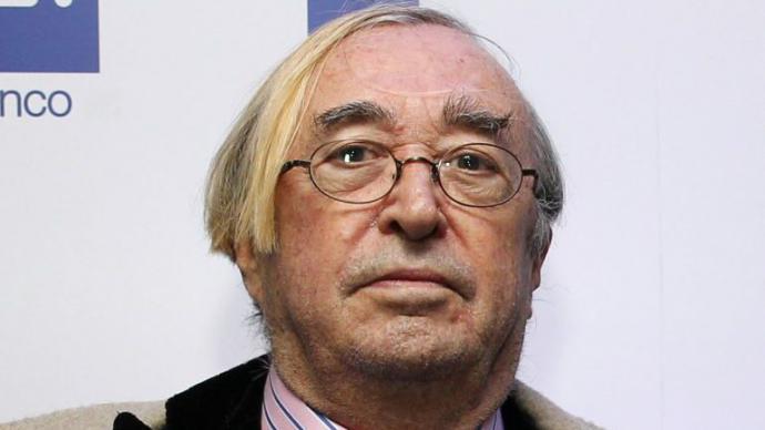 El periodista Pepe Oneto