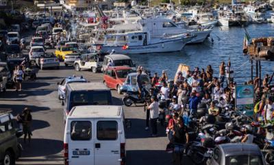 Italia: nueve migrantes muertos y cerca 20 desaparecidos en naufragio en la isla Lampedusa