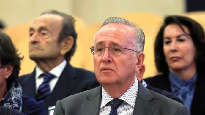 La Audiencia Nacional condena a Manuel Fernández de Sousa, ex presidente de PESCANOVA,  a ocho años de cárcel
