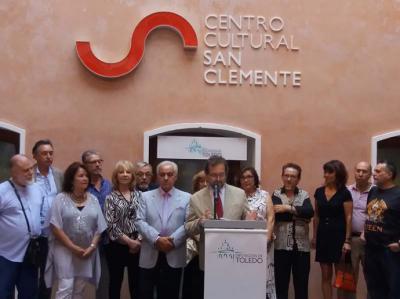 SPIRAL XIII inaugura su andadura en el Centro San Clemente de Toledo