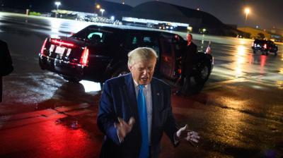 Trump pidió despedir a reportera...