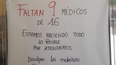 El PP se confunde y utiliza la falta de médicos en un centro de salud de Madrid para criticar al Gobierno valenciano
