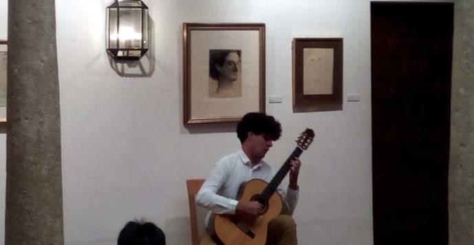 Recital de Guitarra a cargo de Samuel Diz