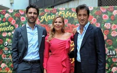 Ana Obregón vuelve al teatro con 'El contador del amor', un 'gran reto'