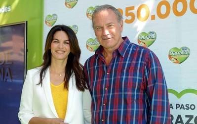 """Bertín Osborne y su mujer Fabiola Martínez, protagonizan el spot de la campaña """"'Paso a paso con corazón"""""""
