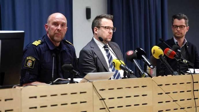 Policía confirma cuatro muertos y un detenido en atentado de Estocolmo