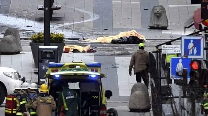 Finlandia y Noruega refuerzan su seguridad tras el atentado en Estocolmo