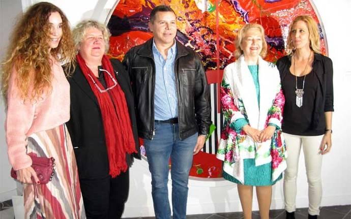 """Pedro Sandoval expone """"Pasión por el color"""" en la Casa de Vacas del Retiro de Madrid"""