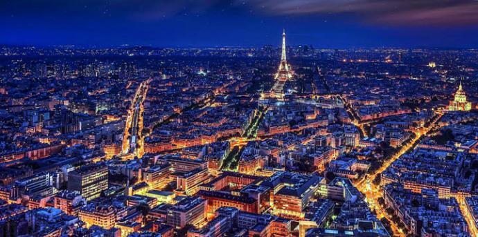 Escápate a París con hotel y vuelo incluido