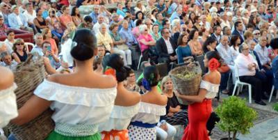 Fiesta de la vendimia de Jerez