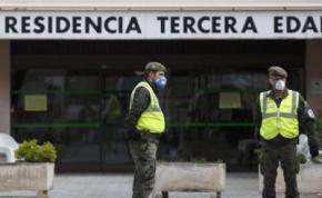 Madrid registra 4.750 mayores fallecidos en residencias desde que comenzó la crisis sanitaria por el coronavirus