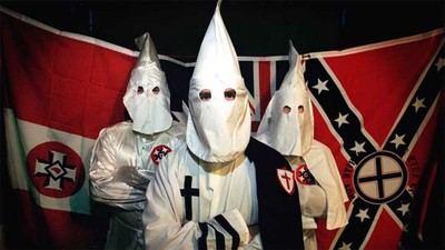 El Ku Klux Klan, la más antigua organización supremacista de EEUU (foto de referencia)