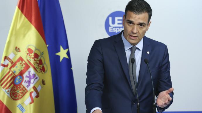 "La Derecha acusa a Sánchez de ""Traición a España"""