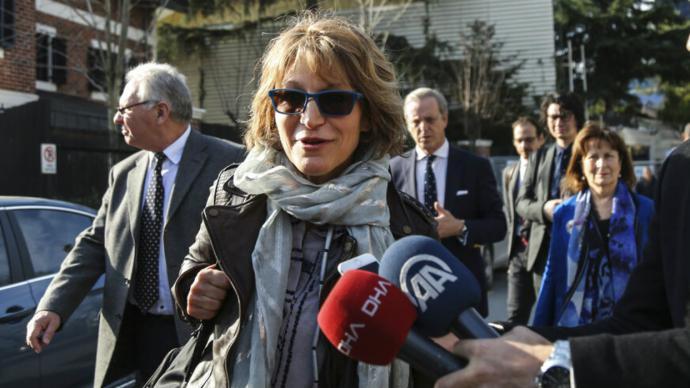 La relatora especial de la ONU sobre ejecuciones extrajudiciales, Agnès Callamard.