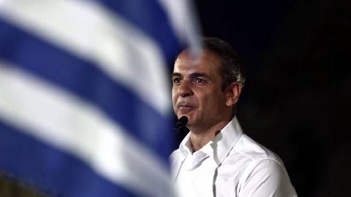 Kyriakos Mitsotakis, exponente de una corriente modernizadora del conservadurismo