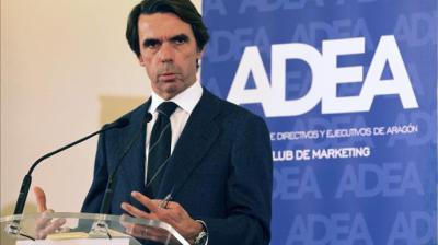 La FAES de Aznar: 'Mientras una Catalunya quiere convalecer de la erupción independentista, otra cultiva el rebrote de la misma pandemia cívica que ha llevado a la quiebra social'