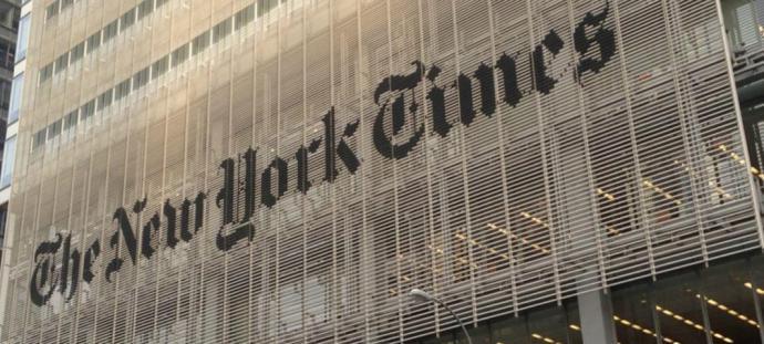 El editor de Opinión del New York Times dimite por publicar un artículo que pedía la intervención del Ejército para sofocar las protestas