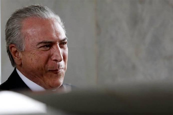 Brasil, a la espera del juicio que podría acabar con mandato de Temer