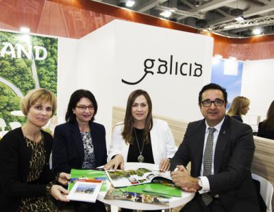 Berlín: La España Verde estuvo presente en la feria ITB