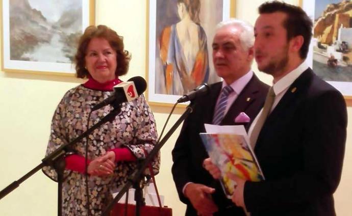 """Museo Rafael Requena: IV Bienal """"Veinte pintores unidos por la acuarela"""""""