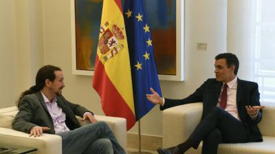 Podemos confía en un acuerdo de poder con Sánchez