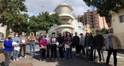 """Santa Cruz de Tenerife retoma los itinerarios guiados """"Conoce tu patrimonio"""" a partir del mes de mayo"""