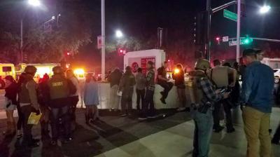 Tiroteo en un bar de California deja 12 personas muertas