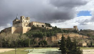 Monasterio de Uclés (Cuenca)