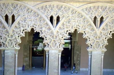 El Palacio de la Aljaferia de Zaragoza (I)