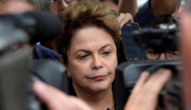Dilma Rousseff pierde la elección para el Senado