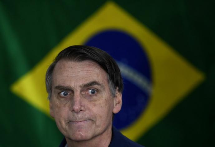 Habrá segunda vuelta presidencial en Brasil: Bolsonaro vs.Haddad