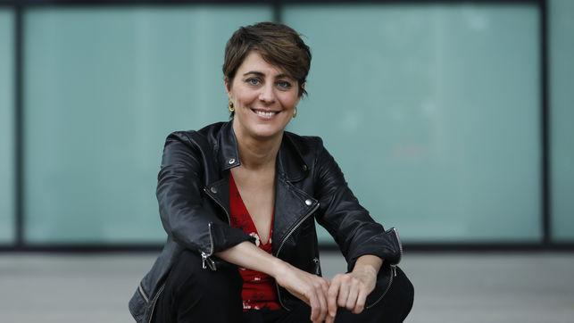 Lorena Ruiz-Huerta, diputada y portavoz de Podemos en la Asamblea de Madrid MARTA JARA