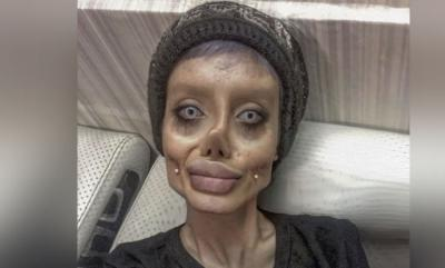 """Irán arresta a la """"Angelina Jolie"""" de Instagram por """"promover la violencia, la blasfemia y corromper a los jóvenes"""""""