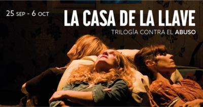 """""""La casa de la llave"""", de Mada Alderete, trilogía contra el abuso en el el Teatro Fernán Gómez"""