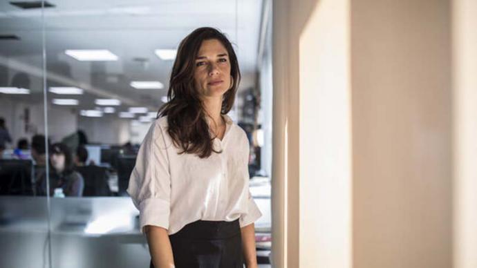 Clara Serra, ha dimitido este lunes como diputada de Más Madrid en el Parlamento regional.