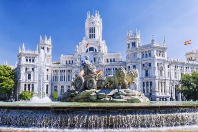 Plaza de Cibeles (imagen de referencia)