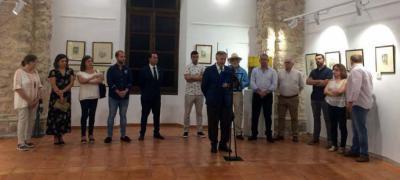 """""""El Quijote de Samper"""" en la sala de exposiciones La Rrmita de Quintanar de la Orden (Toledo)"""