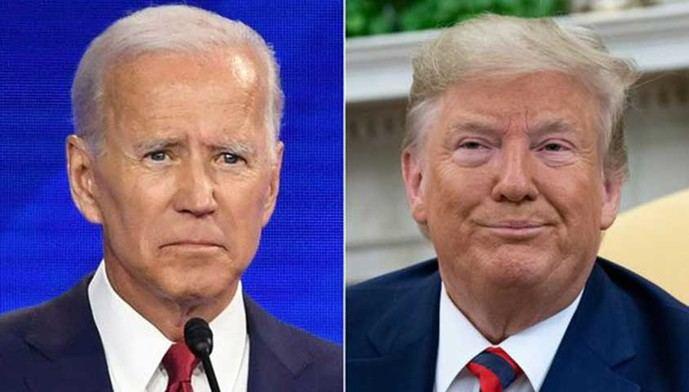 Joe Biden (i) saca 17 puntos de ventaja a Trump en Miami pero no consigue influir en los latinos