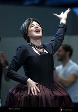 """""""GLORIANA"""" La Reina Virgen, en el Teatro Real de Madrid"""