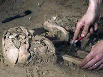 Ancient bones reveal Irish are not Celts after all