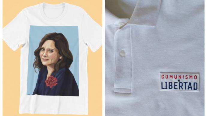 """Camisetas y polos a la venta en la tienda """"Ayushop"""""""