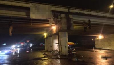 México: Hallan 9 cadáveres colgados de un puente y otros 10 en diferentes puntos de Michoacán