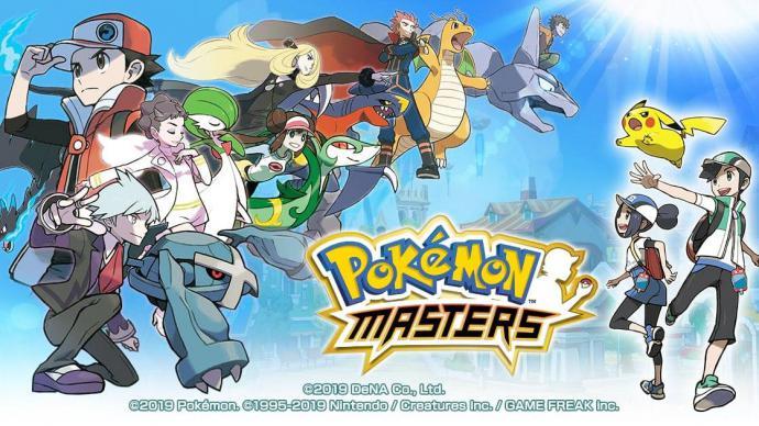 Pokémon Masters: Sé el próximo maestro Pokémon