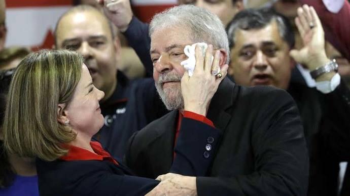 Policía brasileña abre investigación contra la presidenta del PT