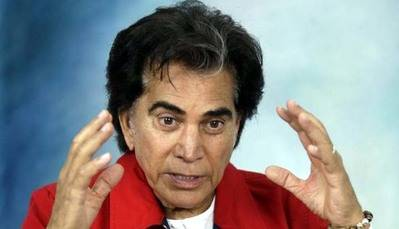 El cantante venezolano José Luis Rodríguez