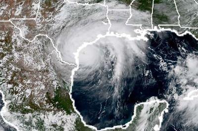 El huracán Harvey, que produjo fuertes inundaciones en Texas, costó 125.000 millones de dólares, solo superado por el huracán Katrina en 2005.