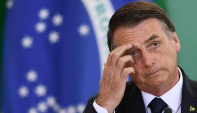 Jair Bolsonaro desiste de establecer base militar de Estados Unidos en Brasil.